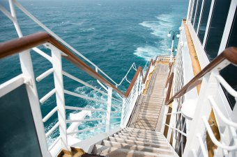stair nosing for ships and yachts